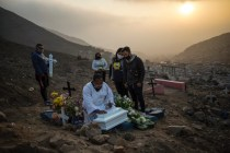 A Pandemic Atlas: Peru's Death Toll Leaves a Grieving Nation