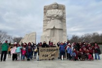Black Immigrant Lives Rally at MLK Memorial Calls for End of Deportations