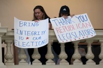 Domestic Terrorists and GOP's Leaders Nationwide Have Voting Rights in Their Sights (OPINION)