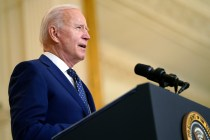 Biden Keeps Trump's Record-Low Cap on Refugees