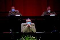 Raúl Castro Confirms He's Resigning, Ending Long Era in Cuba