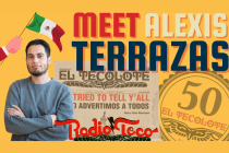 MEET LA PRENSA: Alexis Terrazas From the Bilingual Newspaper El Tecolote