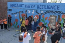 UWD Unveils New DC Mural to Immigrant Lives