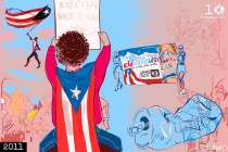 #LatinoRebels10: From 2011, the Push to End EMBORÍCUATE at the National Puerto Rican Day Parade