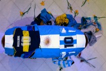 7 Charged With Involuntary Manslaughter in Maradona Death