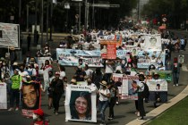 Mexican Mothers March for Disappeared Children