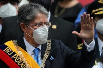 Former Banker Guillermo Lasso Becomes President in Ecuador