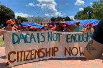 On DACA's 9th Anniversary, Immigrant Youth and Allies Tell Biden and Demorcats That It's Not Enough