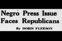 How a Black Journalist Fought for Capitol Press Access… and Won