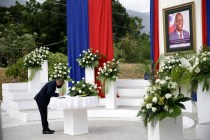 Haiti Arrests 3 Cops, Installs New PM, While Mourning Moïse