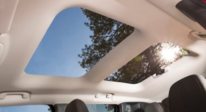 """My Sky"" open-air roof systems with removable panels"