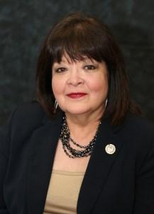 Margaret Moran, LULAC president.