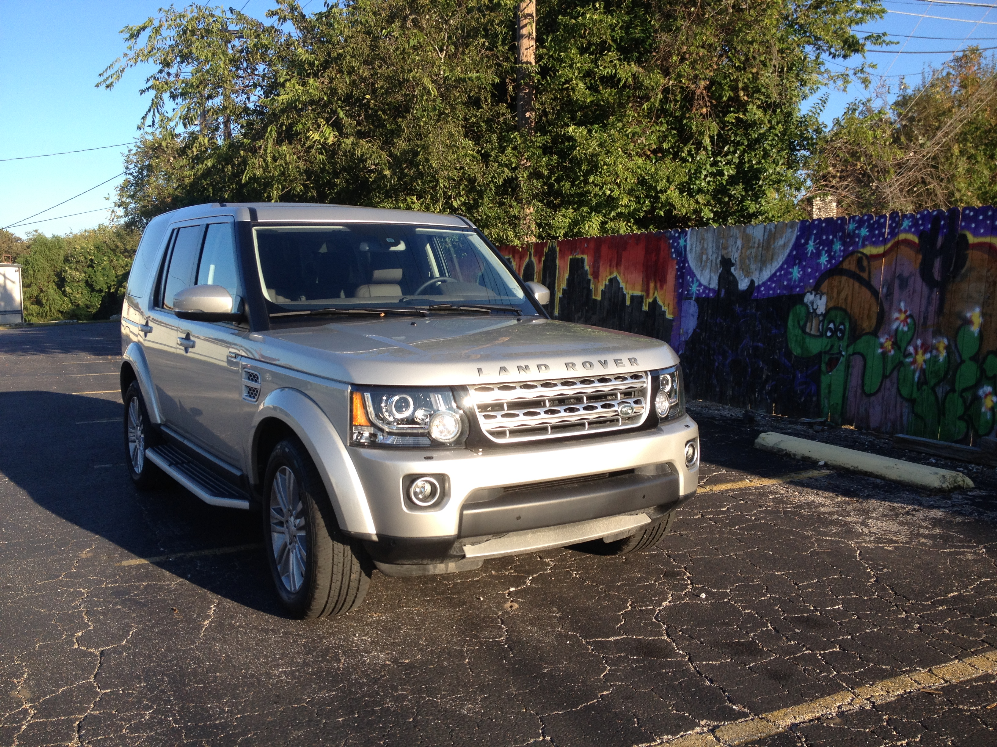 SUV Reviews: 2016 Lexus LX570 And Land Rover LR4 HSE LUX