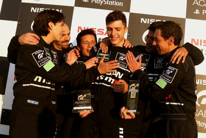 Johnny Guindi Hamui from Mexico realized his motorsport dreams today as he was crowned the 2016 Nissan PlayStation® GT Academy International champion at Silverstone Circuit.