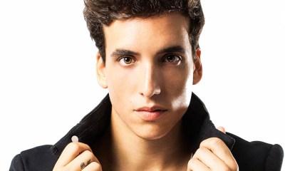 Xuso Jones é um cantor espanhol da cidade de Murcia