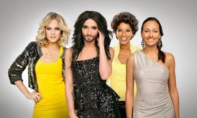 Eurovision 2015 terá 4 apresentadoras. Conchita Wurst será uma delas.