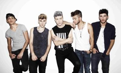 A Auryn já é considerada a maior boyband da história da Espanha