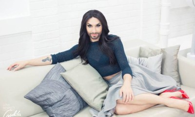 Conchita Wurst venceu o Eurovision 2014