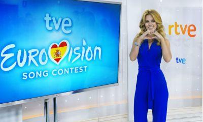 Edurne representa a Espanha no Eurovision 2015