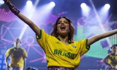Martina Stoessel volta ao Brasil com Violetta em junho