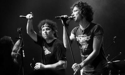 Andrés Calamaro e Enrique Bunburry