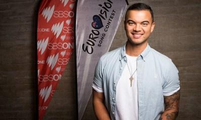 Guy Sebastian representará a Austrália no Eurovision 2015