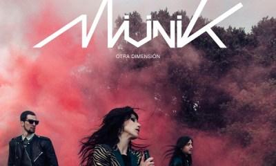 Otra Dimensión é o EP de lançamento do Münik