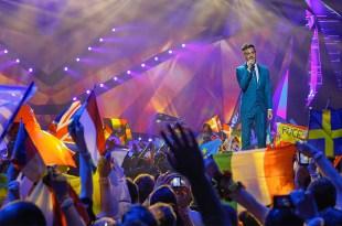 Marco Mengoni foi o representante da Itália no Eurovision Song Contest de 2013, realizado em Baku, no Azerbaijão
