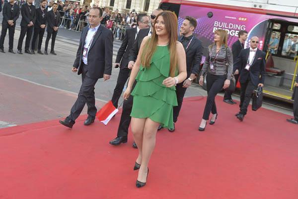Malta  Opening Ceremony Eurovision