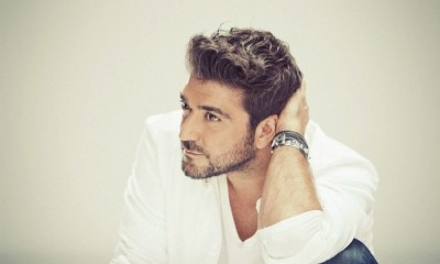 Uma lista espetacular de amigos ajuda Antonio Orozco a divulgar seu novo single.