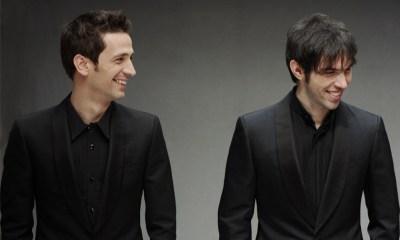 O duo Zero Assoluto está na trilha sonora de Cartas Para Julieta