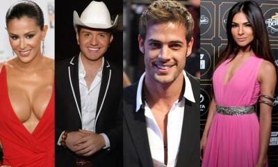 Ninel Conde, Alejandra Espinoza, William Levy e El Dasa apresentam os Premios Juventud 2015
