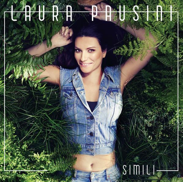 Laura Pausini Simili capa copertina