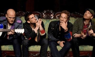 O Coldplay será atração internacional da final do X Factor Itália