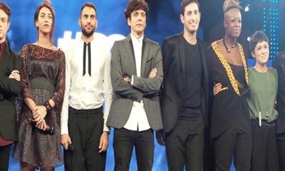 Os finalistas da categoria Nuove Proposte do Festival de Sanremo 2016