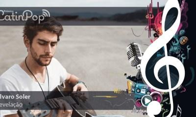 Alvaro Soler é o artista revelação de 2015