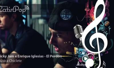 A música chiclete de 2015 não poderia ser outra: El Perdón, de Nicky Jam e Enrique Iglesias