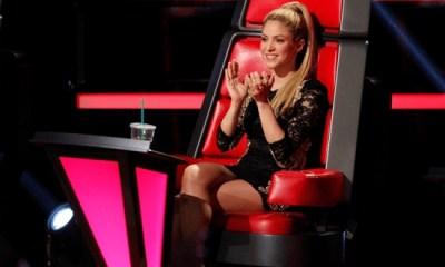 Shakira poderia estar programando seu retorno ao papel de coach no La Voz México