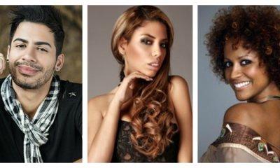 Cantores brasileiros ao redor do mundo