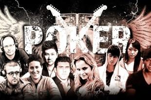 Conheça os músicos preferidos das estrelas do poker brasileiro