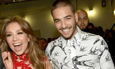 Thalia e Maluma se uniram para gravar Desde Esa Noche