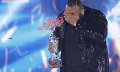 É do gigante Sergio Sylvestre a vitória no Amici 15