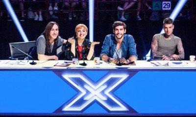 Manuel Agnelli, Arisa, Alvaro Soler e Fedez são os jurados da décima edição do X Factor Itália