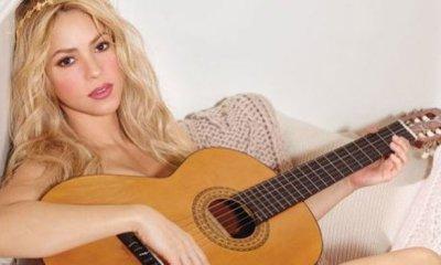 Shakira - a colombiana oferece ajuda ao Haiti