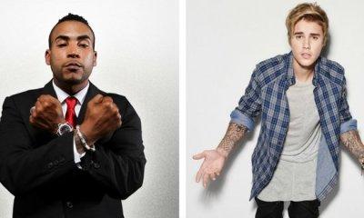 Don Omar colaborou com Justin Bieber no remix de Cold Water