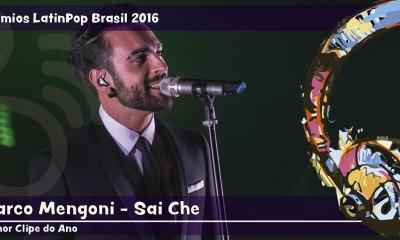Melhor Videoclipe 2016 Itália Marco Mengoni Sai Che