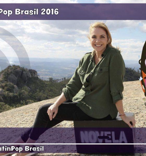 Lucero - Artista do Ano para o LatinPop Brasil