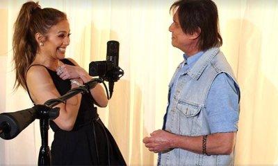 Chegaste é o dueto em português de Jennifer Lopez e Roberto Carlos