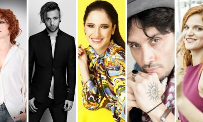 Fiorella Mannoia, Alessio Bernabei, Lodovica Comello, Fabrizio Moro e Chiara estarão no Festival de Sanremo 2017