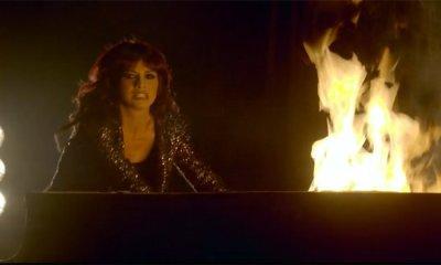Imagem do vídeo clipe de 100 Mila Watt, da cantora italiana Dolcenera, um dos melhores lançamentos da músicas da Itália em 2016